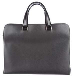 Louis Vuitton Taiga Nevski Briefcase