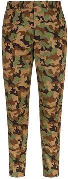 N°21 N 21 Camouflage Chinos