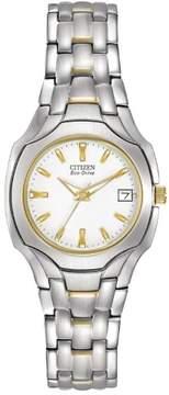 Citizen Eco-Drive Two-Tone Ladies Watch EW1254-53A
