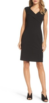 Ellen Tracy Women's Sheath Dress