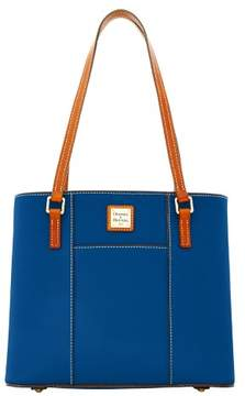 Dooney & Bourke Pebble Grain Small Lexington Shopper Bag - OCEAN - STYLE