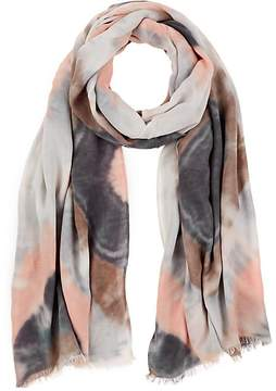 Barneys New York WOMEN'S SPACE-DYED SCARF
