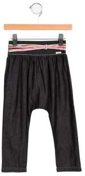 Junior Gaultier Girls' Smarty Harem Pants w/ Tags