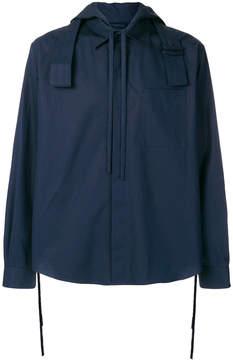 Craig Green hooded shirt jacket