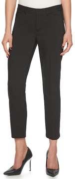 Elle Women's ElleTM Solid Slim Ankle Pants