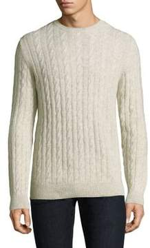 Barbour Sanda Cable Knit Sweater