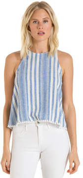 Bella Dahl Swing Tank-White-XS