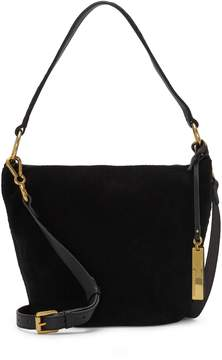 Vince Camuto Suza Gusset-detailed Bucket Bag