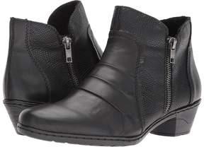 Rieker 76962 Lynn 62 Women's Zip Boots