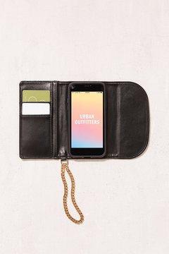 Sonix Velvet Wristlet iPhone X Case