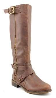 G by Guess Womens Dorbii Wide Closed Toe Knee High Fashion Boots.