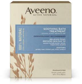 Aveeno Soothing Daily Bath by 8 Bath Powder)