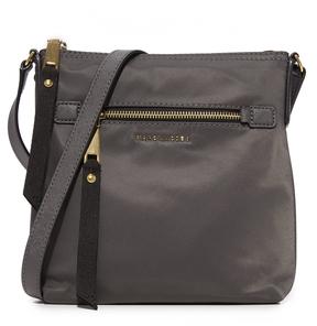Marc Jacobs Trooper North / South Cross Body Bag - MEDIUM GREY - STYLE