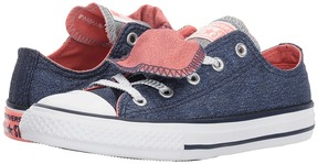 Converse Chuck Taylor All Star Double Tongue Ox Girl's Shoes