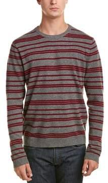 Qi Cashmere Crew Sweater.