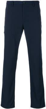 Incotex classic straight leg trousers