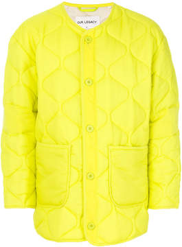 Our Legacy quilted jacket