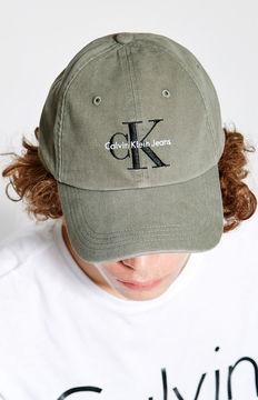 Calvin Klein Twill Reissue Strapback Dad Hat