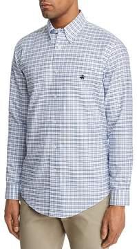 Brooks Brothers Plaid Regular Fit Button-Down Shirt
