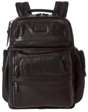 Tumi Alpha 2 T-Passtm Business Class Leather Brief Pack Briefcase Bags