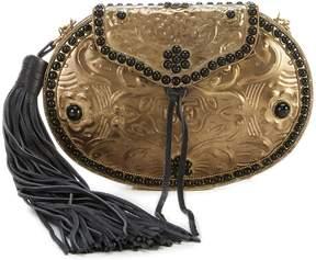 Sam Edelman Rosaleen Metal Cross-Body Bag