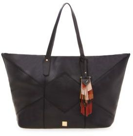 B Brian Atwood Isabell Leather Tote