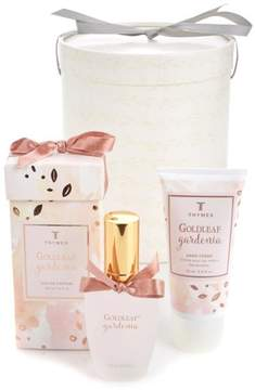 Thymes Goldleaf Gardenia Gift Set