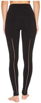 Alo High Waist Dash Leggings Women's Casual Pants