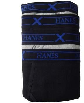 Hanes Premium® Men's Big & Tall X-Temp Briefs 3pk - Black/Gray
