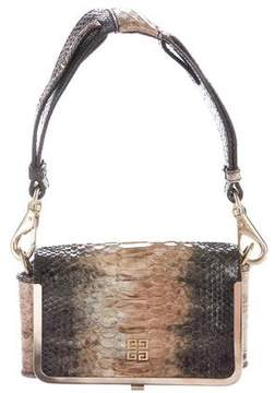 Givenchy Python Shoulder Bag