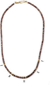 Lulu Frost George Frost G. FROST MORSE NECKLACE - TRUST