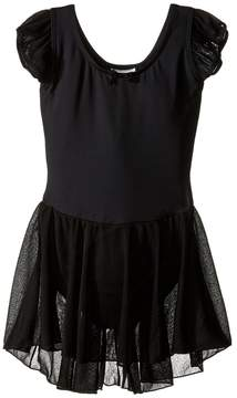 Capezio Flutter Sleeve Dress Girl's Dress