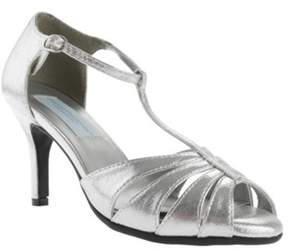 Dyeables Women's Martina T-strap.
