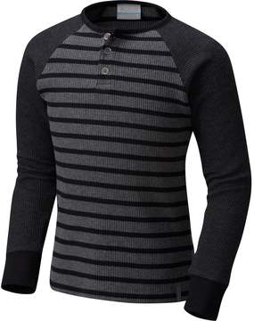 Columbia Trulli Trails Thermal Henley Shirt - Long-Sleeve