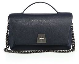 Akris Anouk Little Leather Top-Handle Bag