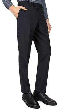The Kooples The Dotted Stripe Slim Fit Dress Pants
