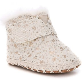 Toms Girls Cuna Crib Shoes