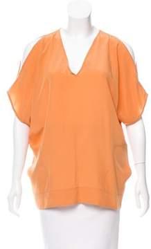 Belstaff Marina Silk Top w/ Tags