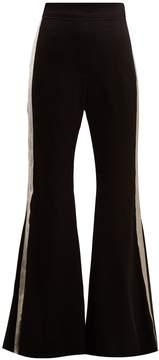 Ellery Lovedolls wide-leg satin trousers