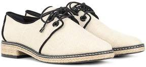 Tory Burch Fawn Derby shoes