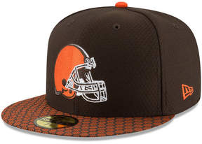 New Era Cleveland Browns Sideline 59FIFTY Cap