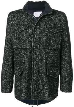 Sacai pocket detail coat