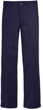 Nautica Little Boys' Uniform Flat-Front Slim-Fit Pants