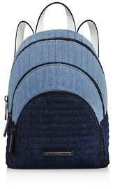 KENDALL + KYLIE Sloane Mini Denim Backpack - 100% Exclusive