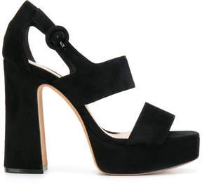 Alexandre Birman block heel sandals