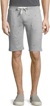 Sovereign Code Men's Walls Embroidered Terry Shorts