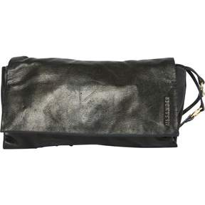 Jil Sander Leather Clutch Purse