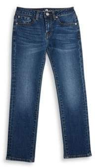 7 For All Mankind Toddler's, Little Boy's & Boy's Whiskered Jeans