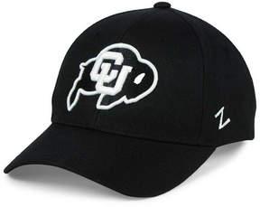 Zephyr Colorado Buffaloes Black & White Competitor Cap