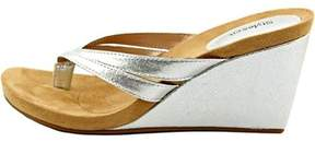 Style&Co. Style & Co. Womens Cassiee Split Toe Casual Platform Sandals.
